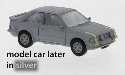 PCX87 Ford Escort III XR3 (1981) silber (870090)