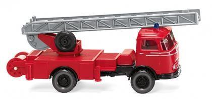 """Wiking MB """"Feuerwehr"""" Drehleiter (086148)"""