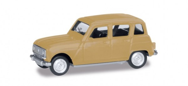 Renault R4 beige