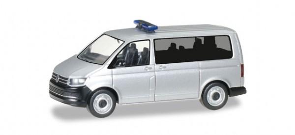 Herpa MiniKit VW T6 Bus silbermetallic (012911)