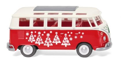 """Wiking VW T1 Sambabus """"Weihnachtsbulli"""" (079728)"""