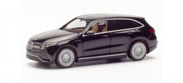 Herpa Mercedes EQC AMG schwarz (420426-002)