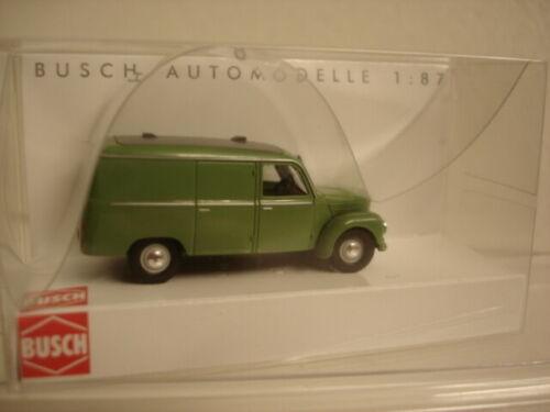 Framo V901/2 Kastenwagen, grün (51201)