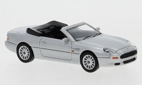 PCX87 Aston Martin DB7 Cabriolet (1994) silber (870145)