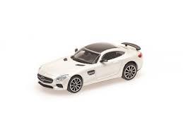 Minichamps: Mercedes AMG GTS (2015) white-met.(870037122)