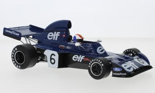 "MCG Tyrrell Ford 006 No.6 Elf Team Tyrrell Formel 1 ""F.Cevert"" (1973)"