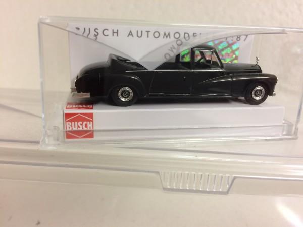 """Busch Mercedes 300 """"Staatswagen"""" schwarz (44807)"""