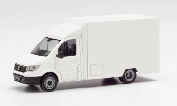 Herpa Minikit VW Crafter Foodtruck weiß (013864)
