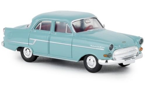 Brekina: Opel Kapitän (1956) helltürkis TD (20882)