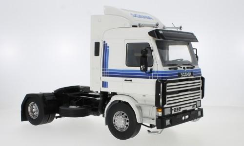 MCG Scania 143 Topline Zugmaschine (1987) weiß (18143)