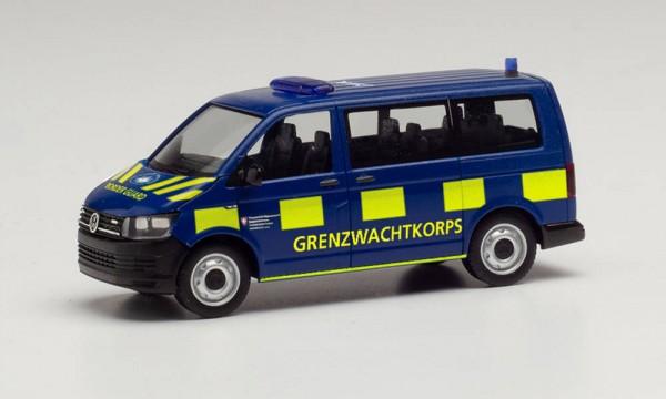 """Herpa: VW T6 Bus """"Schweizer Grenzwachtkorps"""" (096430)"""
