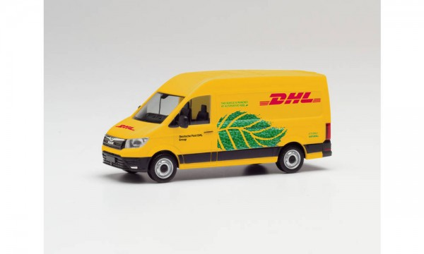 "Herpa MAN eTGE Kasten HD ""DHL"" (096300)"