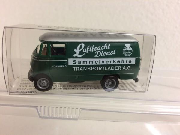 """Brekina Mercedes L 319 Kasten """"Transportlader Nürnberg"""" (36038)"""