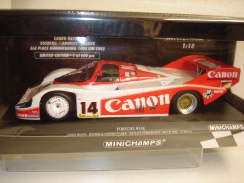 "Porsche 956K Canon Racing ""1000km Nürburgr."" (155836614)"