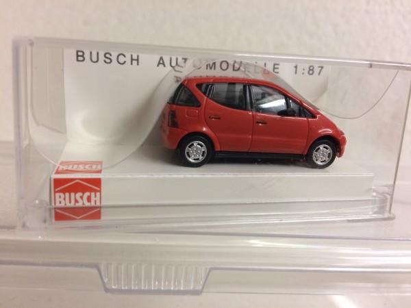 Busch: Mercedes A-Klasse rot (48600)