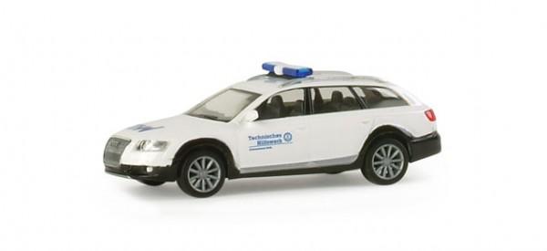 "Herpa Audi A6® Allroad ""THW Roth"" (047883)"