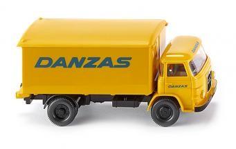 """MAN 415 Koffer-LKW """"Danzas"""" (054004)"""