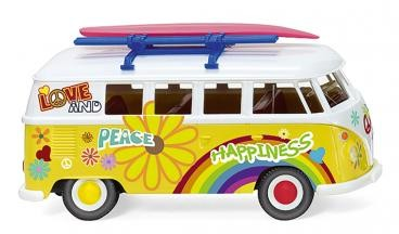 """VW T1 Bus """"Flower Power"""" (079725)"""