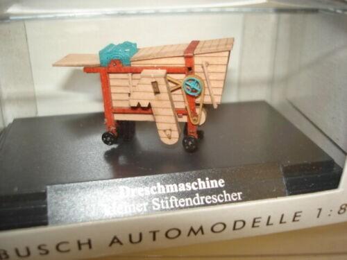 Dreschmaschine kleiner Stiftendrescher in PC (59906)