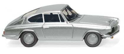 BMW 1600 GT Coupe silber-met.