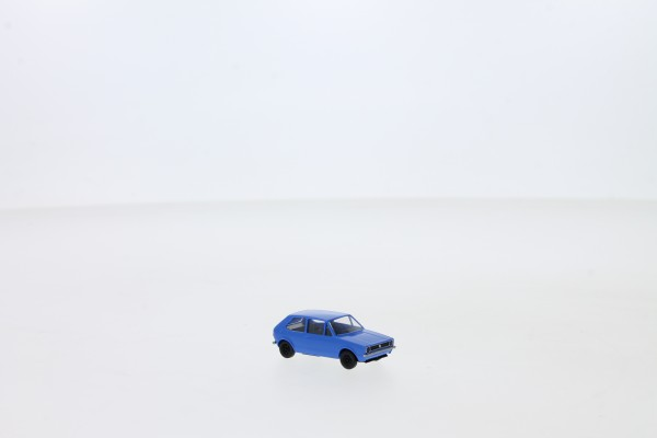 Brekina VW Golf I (1974) blau (Economy) (25537)