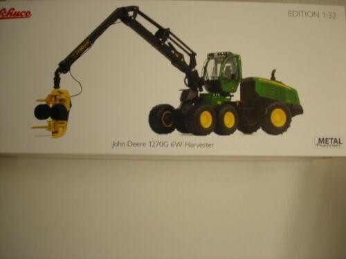 John Deere 1270G 6W Harvester in 1:32 (07759)