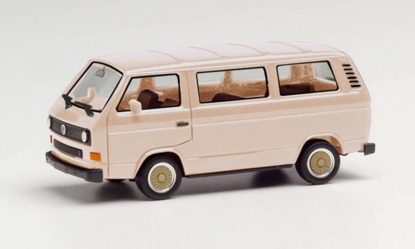 Herpa: VW T3 Bus mit BBS-Felgen beige (420914-002)