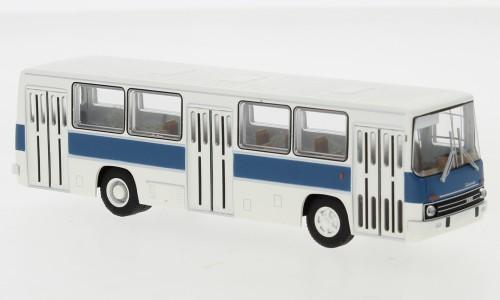 Brekina: Ikarus 260 Stadtbus (1972) weiß/blau (59802)