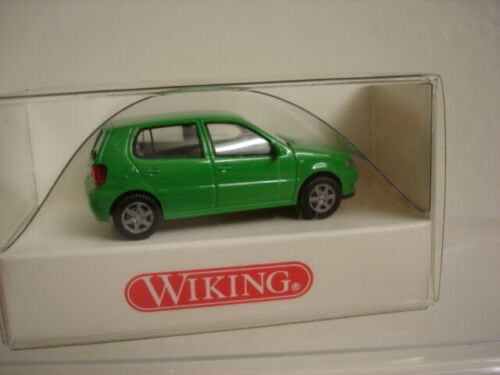 VW Polo, grün lackiert (0370123)