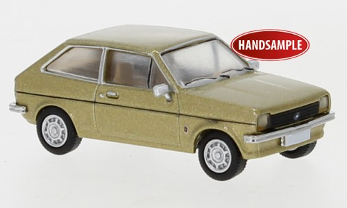 PCX87 Ford Fiesta (1976) gold (870238)
