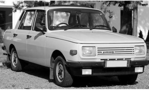 MCG Wartburg 353 (1985) beige (18260)