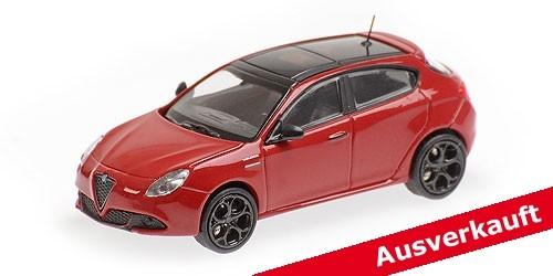 Minichamps: Alfa Romeo Giulietta Veloce rot (870120000)