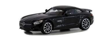 Minichamps: Mercedes AMG GTS (2015) black (870037120)