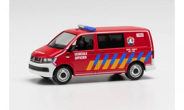 "Herpa VW T6 Halbbus ""Fw. Lüttich"" (B) (096287)"