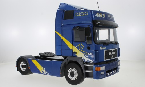 MCG MAN F2000 blau-met. Big Blue Edition (1994) (18133)
