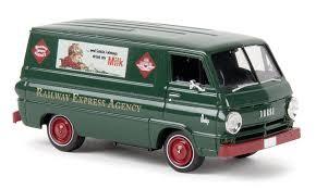 """Dodge A 100 Van """"REA / Milk"""" (34367)"""