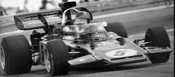 "MCG Lotus 72D No.5 John Player Team Lotus Formel 1 GP Spanien ""E.Fittipaldi"" 1972"