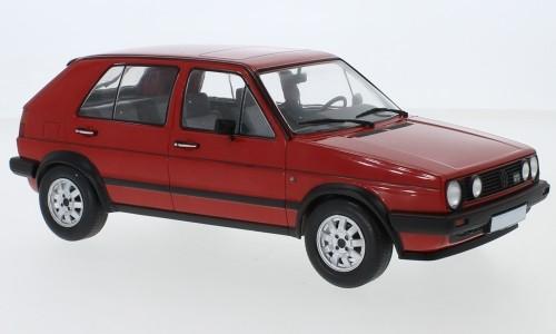 MCG VW Golf II GTD 5-trg. (1984) rot (18204)