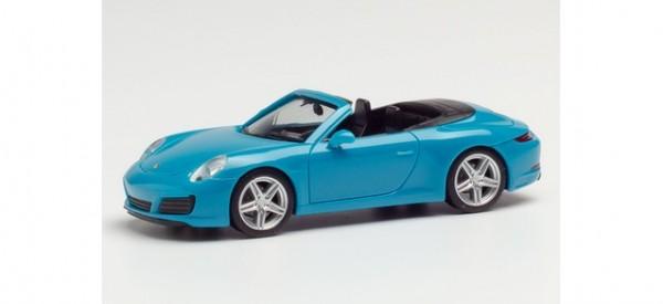 Porsche 911 Carrera 2 Cabrio miamiblau (028844-002)