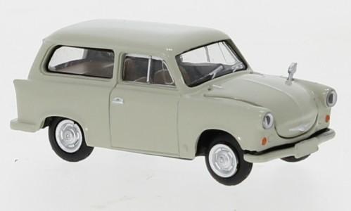 Brekina Trabant P 50 Kombi (1960) grau (27551)