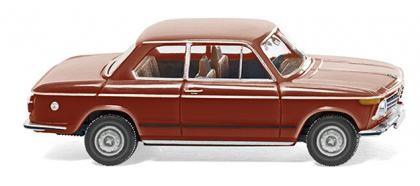 Wiking BMW 2002 purpurrot (018307)