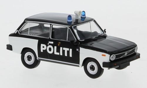 """Brekina: Volvo 66 (1975) """"Politi"""" (N) (27630)"""