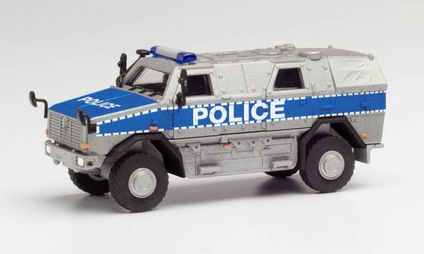 """Herpa: ATF Dingo 2 """"Police"""" (095785)"""