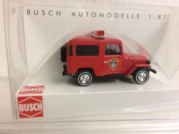 """Busch Toyota Land Cruiser """"Guam Public Safety Department"""" (43010)"""