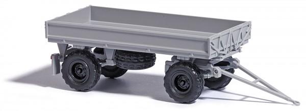 Busch IFA-Anhänger HW 60 mit Kippgestänge und Niederdruckreifen grau (53002)