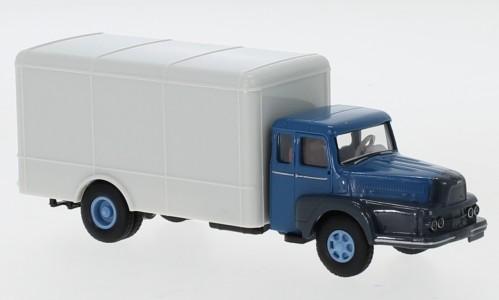 Brekina UNIC ZU 122 Koffer blau/grau (85512)