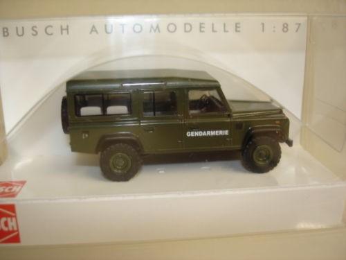 """Land Rover Defender """"Gendamerie"""" (frz. Luftwaffe) (50359)"""