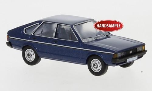PCX87 VW Passat B1 (1977) dunkelblau-met. (870249)