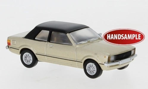 PCX87 Ford Taunus TC2 beige-met./mattschwarz (870004)