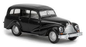 EMW 340 Kombi, schwarz in TD (27350)